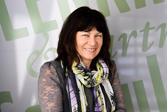 Claudia<br /> SAMWALD