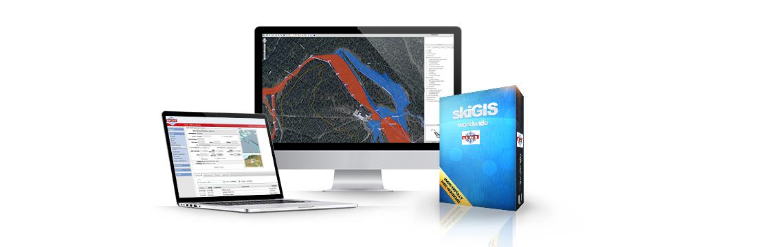 skiGIS ist Ihre umfangreiche Lösung für eine integrierte Verwaltung aller Informationen rund um Ihr Skigebiet.