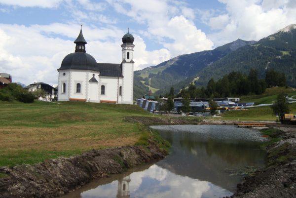 Verbauung Raabach Seefeld